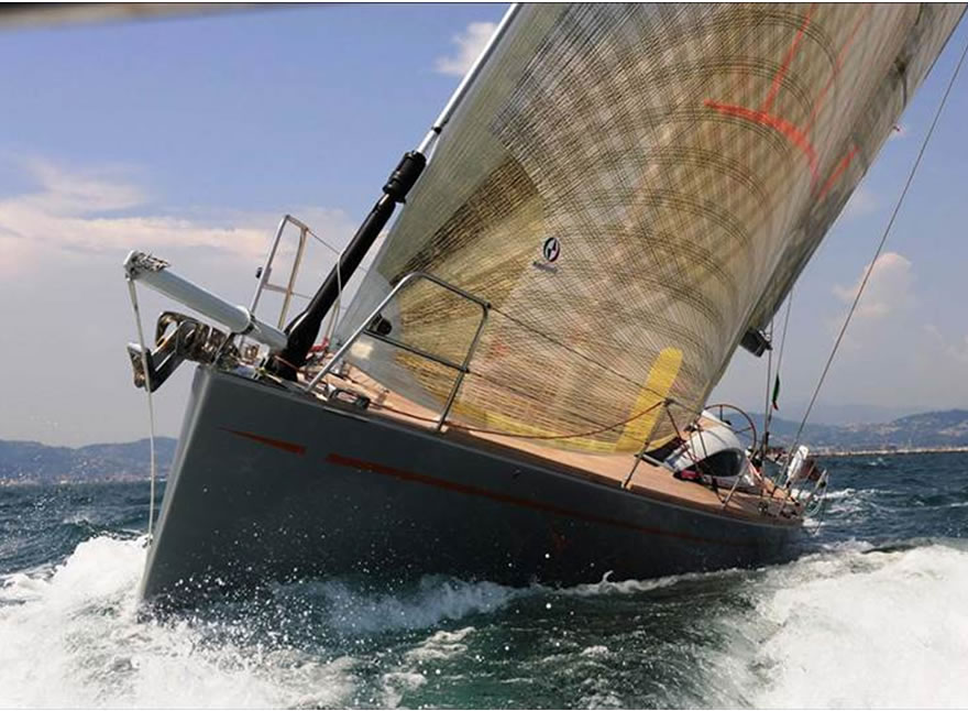 Luxury Sailing Yacht - Comet 52 holiday Sicily Aeolian Islands Taormina