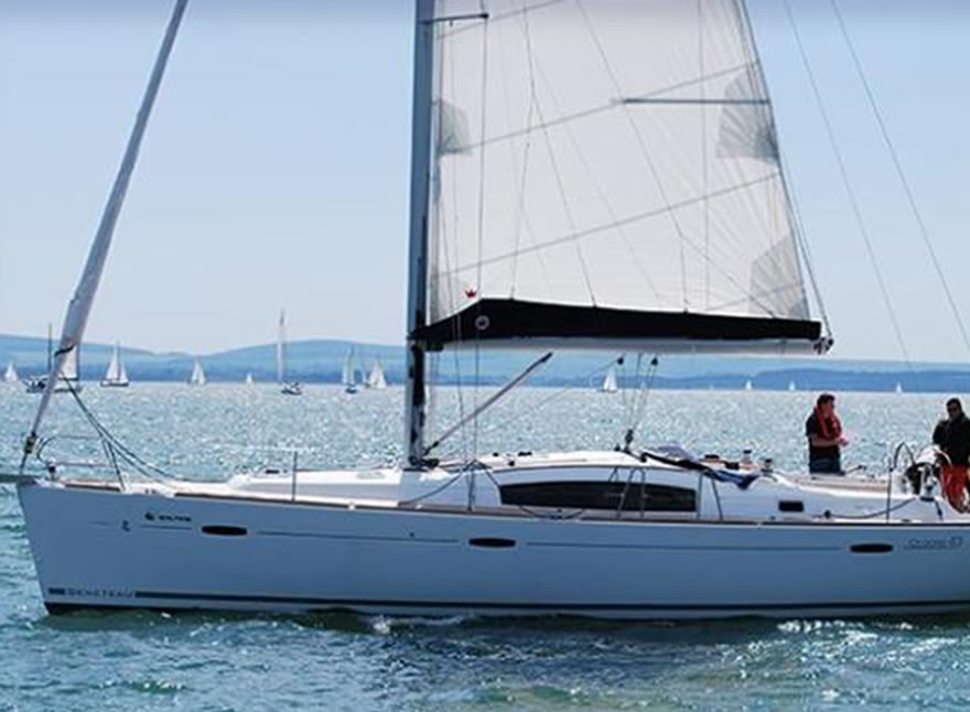 Sailboat Charter Rental - Oceanis 43 holiday Aeolian Balearic Islands
