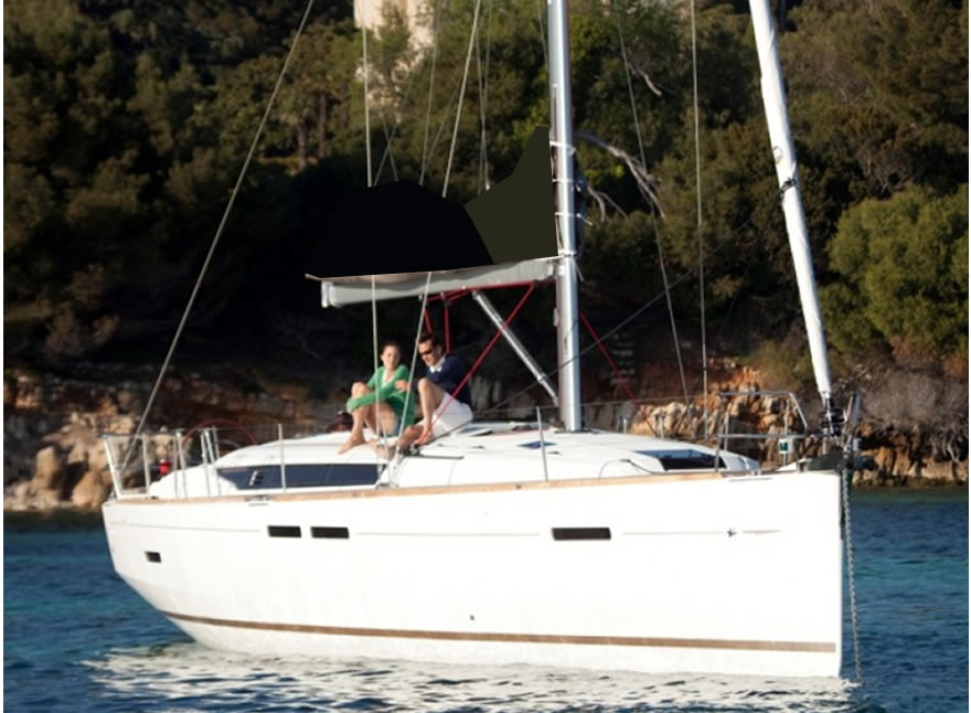 Sailboat Charter Rental - Sun Odyssey 439 holiday Aeolian Aegadian Balearic Canary Islands