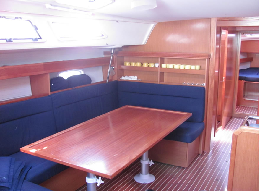 Sailboat Charter Rental - Bavaria 51 holiday Aeolian Aegadian Islands